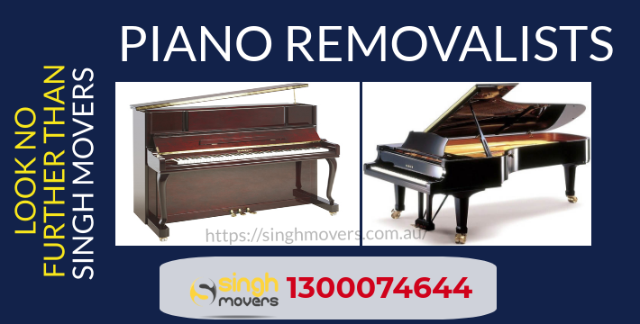 piano removalists